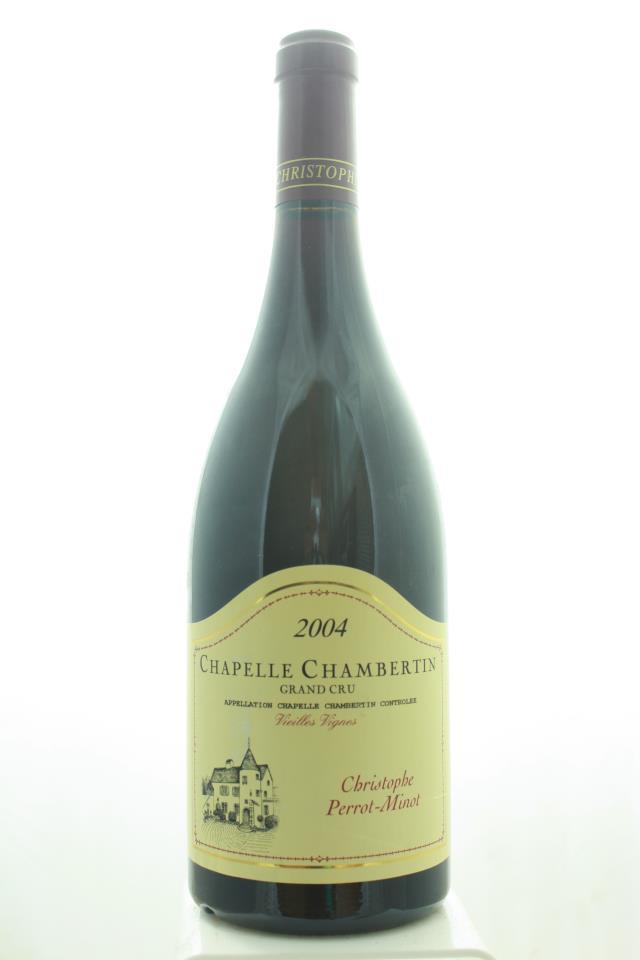 Christophe Perrot-Minot Chapelle-Chambertin Vieilles Vignes 2004