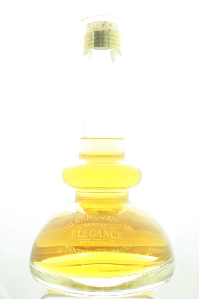 Glenmorangie Highland Single Malt Scotch Whisky Elegance 21-Years-Old NV