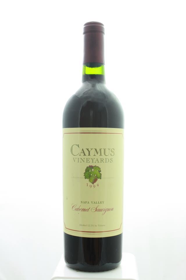 Caymus Cabernet Sauvignon 1994