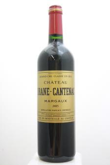 Brane-Cantenac 2005