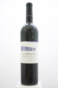 Corison Cabernet Sauvignon Kronos Vineyard 2013