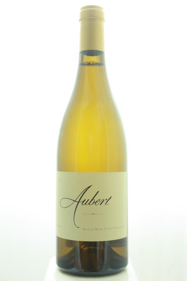 Aubert Chardonnay Eastside 2012