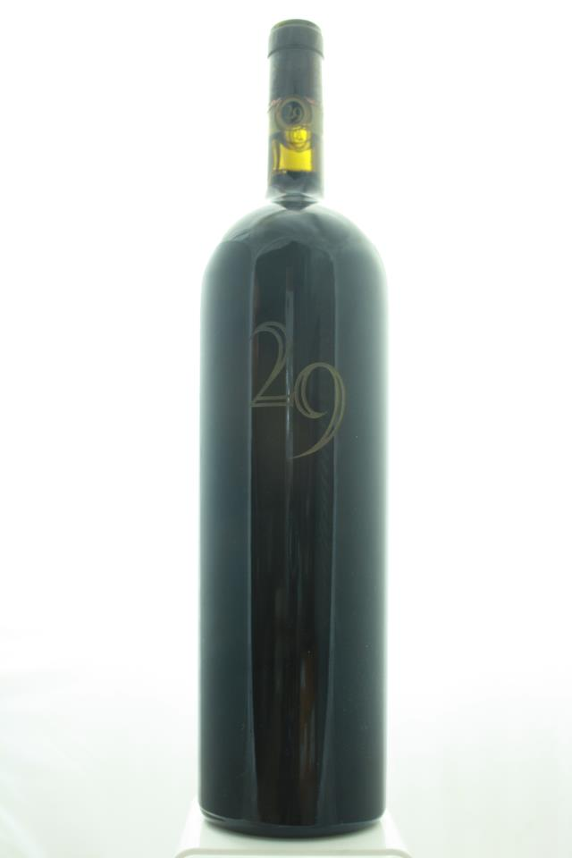 Vineyard 29 Cabernet Sauvignon 29 Estate 1992