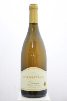 Ferrari-Carano Chardonnay Dominique 2008