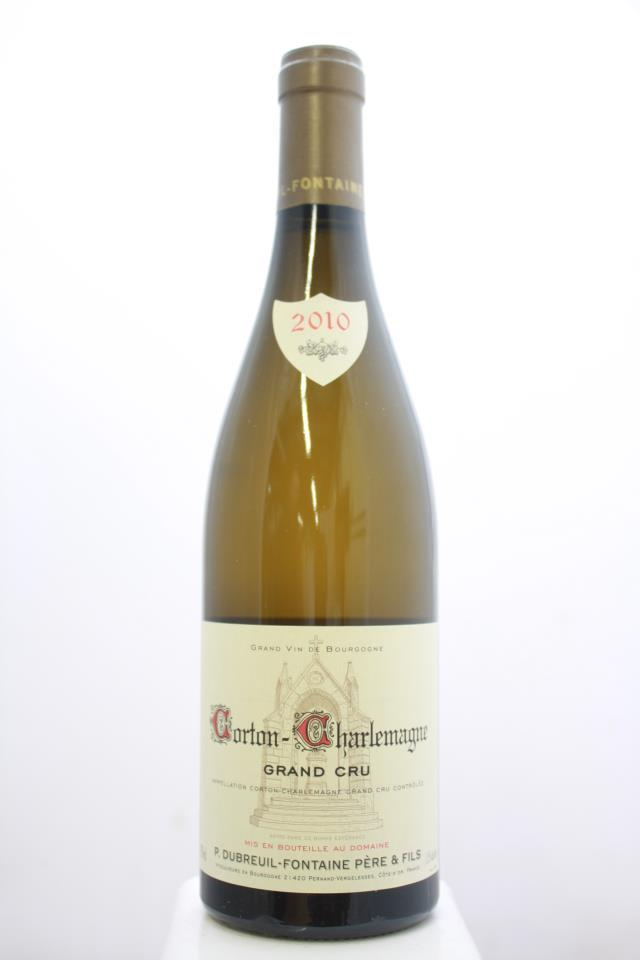 Dubreuil-Fontaine Corton-Charlemagne 2010