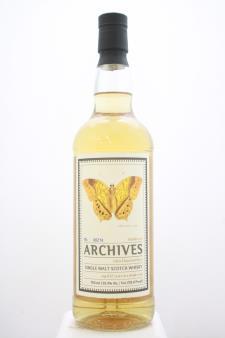 Archives Glen Elgin Single Malt Scotch Whisky 12-Years-Old NV