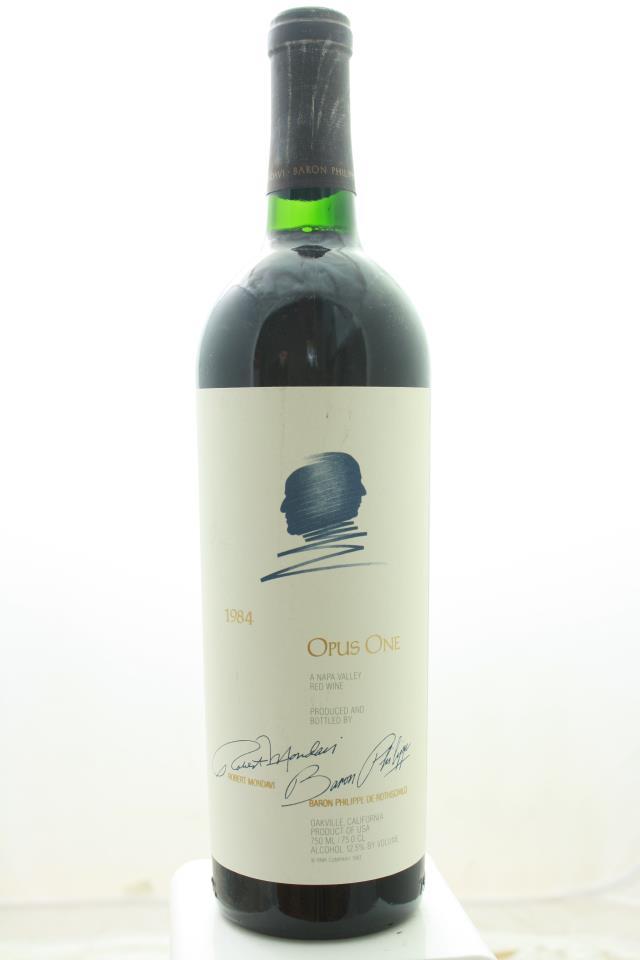 Opus One 1984