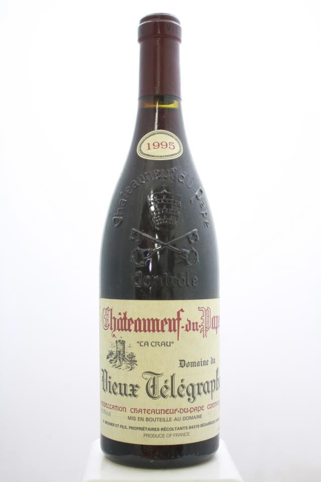 Domaine du Vieux Télégraphe Châteauneuf-du-Pape La Crau 1995