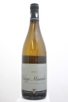 Florent Garaudet Puligny-Montrachet 2013