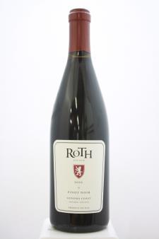 Roth Estate Pinot Noir 2016