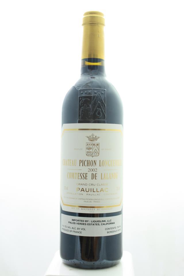 Pichon-Longueville Comtesse de Lalande 2002