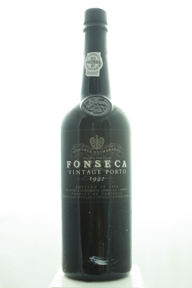 Fonseca Vintage Porto 1992