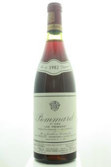 Henri Boillot (Domaine) Pommard Les Fremiers 1982