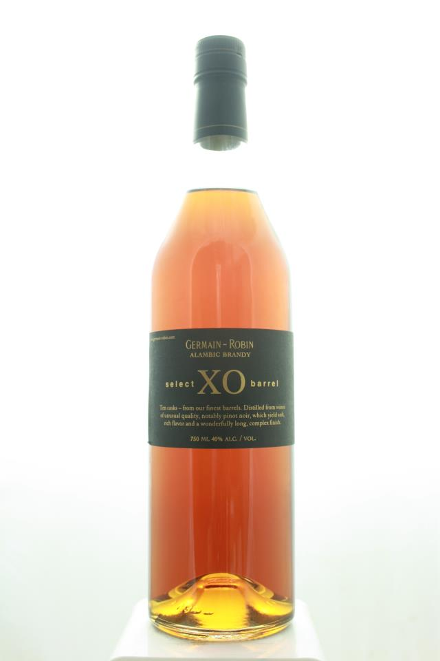 Germain-Robin Alambic Brandy Select XO Barrel NV