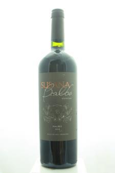 Dominio del Plata Malbec Susana Balbo Signature 2012