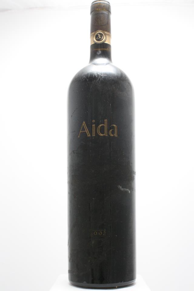 Vineyard 29 Cabernet Sauvignon Aida Estate 2002