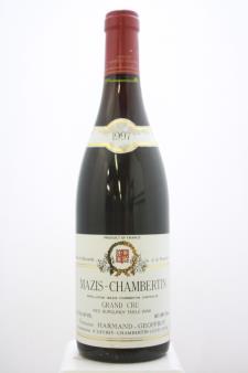 Harmand-Geoffroy Mazis-Chambertin 1997