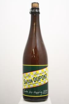Brasserie Dupont Saison Belgian Farmhouse Ale Vieille Provision Cuvée Dry Hopping 2014