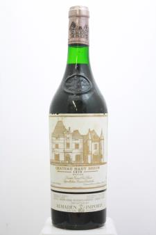 Haut-Brion 1979