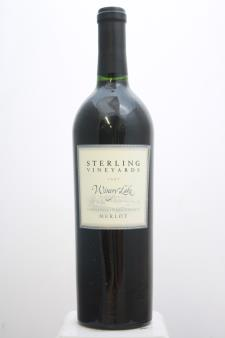 Sterling Vineyards Merlot Winery Lake Vineyard 1997