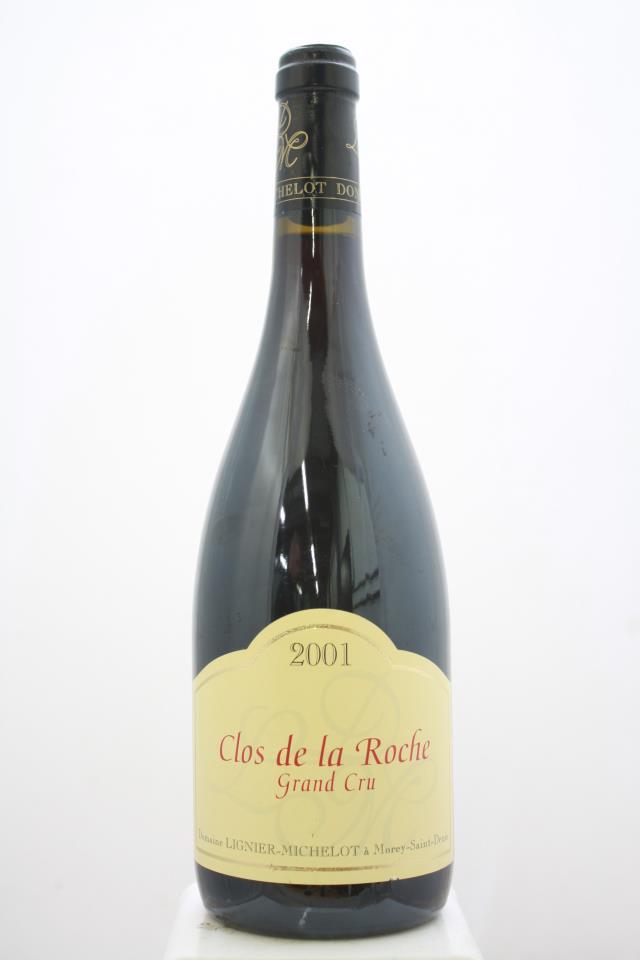 Lignier-Michelot Clos de la Roche 2001
