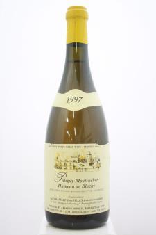 Paul Chapelle Puligny-Montrachet Hameau de Blagny 1997
