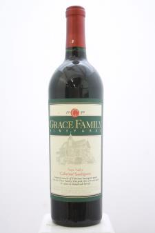 Grace Family Vineyards Cabernet Sauvignon Estate 1989