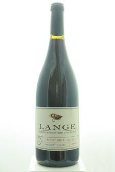 Lange Pinot Noir River Run Cuvée 2018