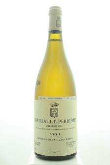 Domaine des Comtes Lafon Meursault Perrières 1999