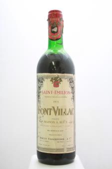Font Villac 1973