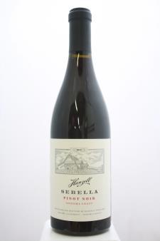 Hanzell Pinot Noir Sebella 2013