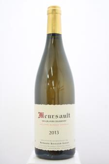 Boisson-Vadot Meursault Les Grands Charrons 2013