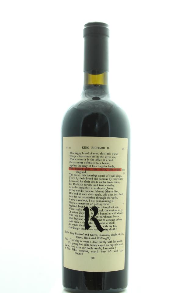 Realm Cellars Proprietary Red The Bard 2013