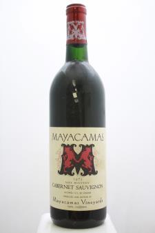 Mayacamas Cabernet Sauvignon 1973
