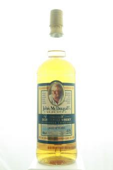 House of Macduff Single Malt Scotch Whisky Single Cask John McDougall
