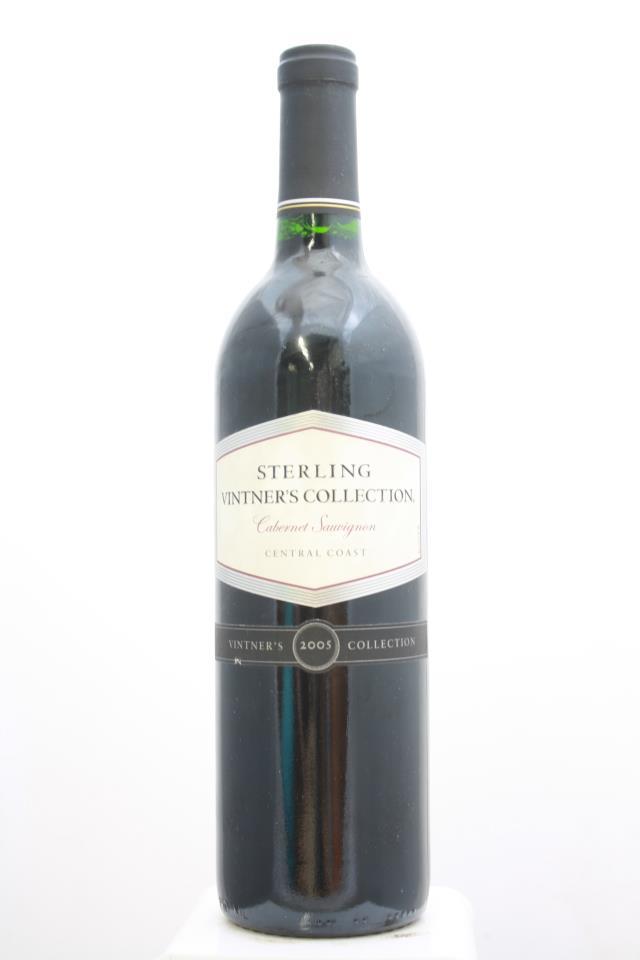 Sterling Vineyards Cabernet Sauvignon Vintner's Collection 2005