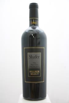 Shafer Cabernet Sauvignon Hillside Select 2012