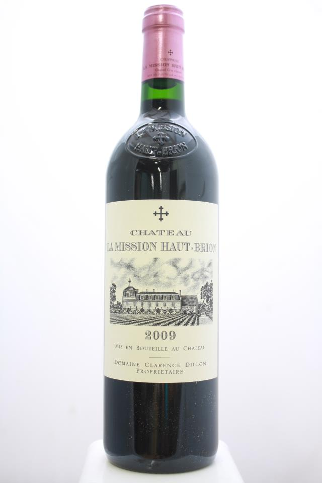La Mission Haut-Brion 2009