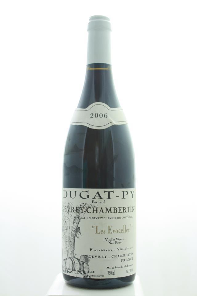 Dugat-Py Gevrey-Chambertin Les Evocelles Vieilles Vignes 2006