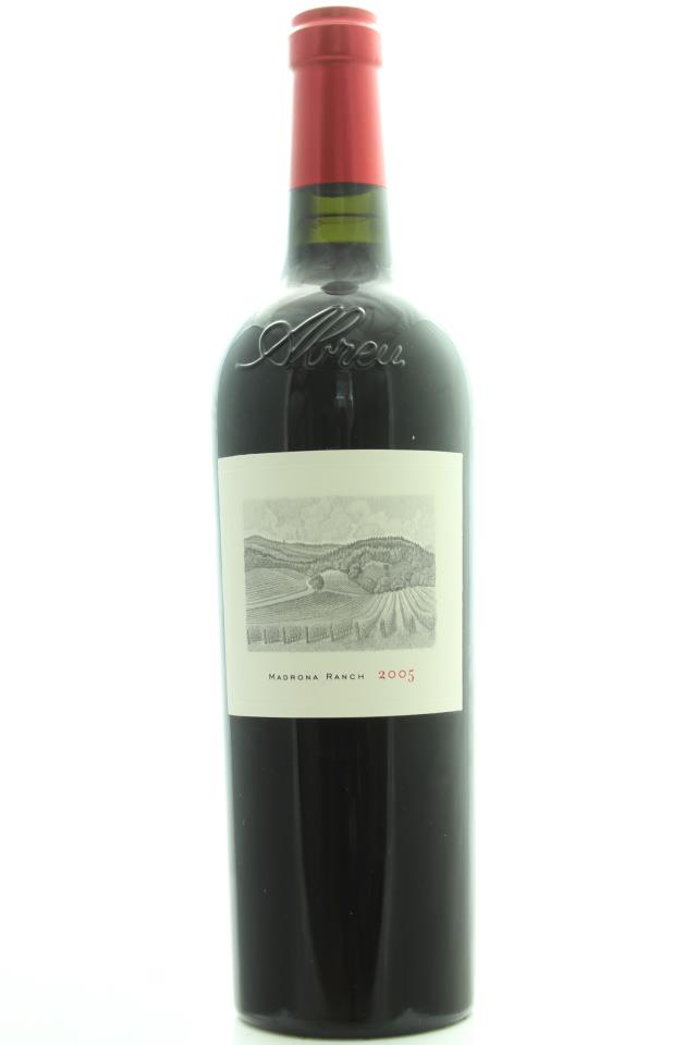 Abreu Proprietary Red Madrona Ranch 2005