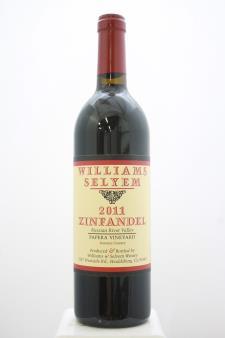 Williams Selyem Zinfandel Papera Vineyard 2011