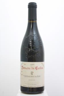 Domaine du Caillou Châteauneuf-du-Pape Cuvée Unique 2005