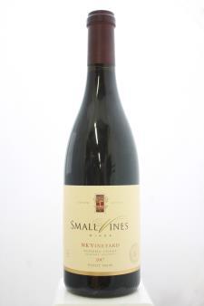 Small Vines Pinot Noir MK Vineyard 2017