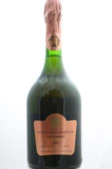 Taittinger Comtes de Champagne Rosé 2003