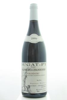Dugat-Py Mazoyères-Chambertin 2006
