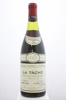 Domaine de la Romanée-Conti La Tâche 1986
