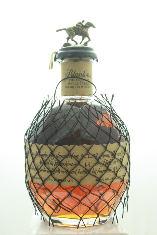 Blanton's Original Single Barrel Bourbon Whisky NV