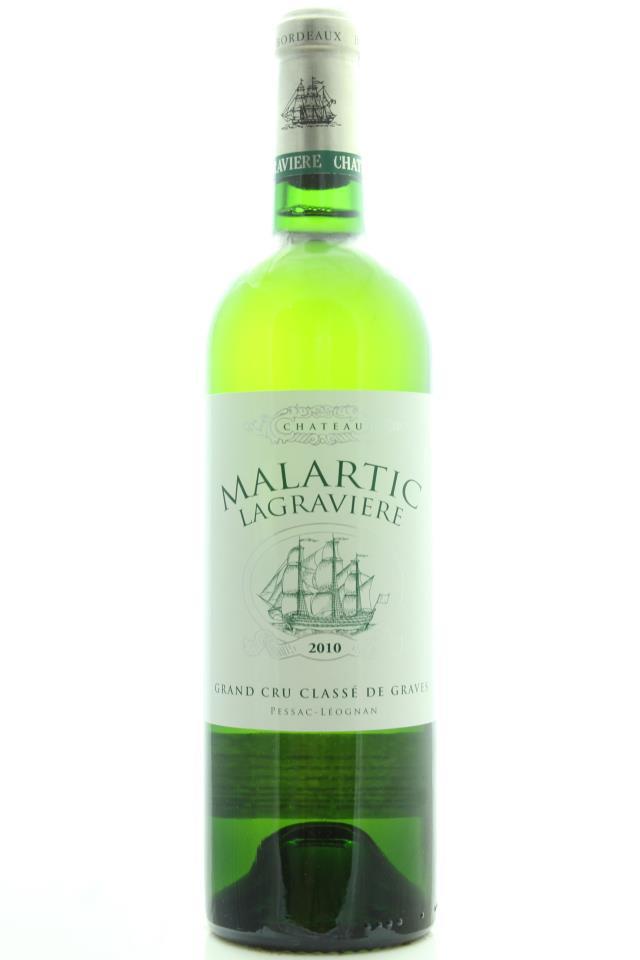 Malartic-Lagravière Blanc 2010