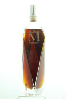"The Macallan Highland Single Malt Scotch Whisky ""M"" Box Set NV"