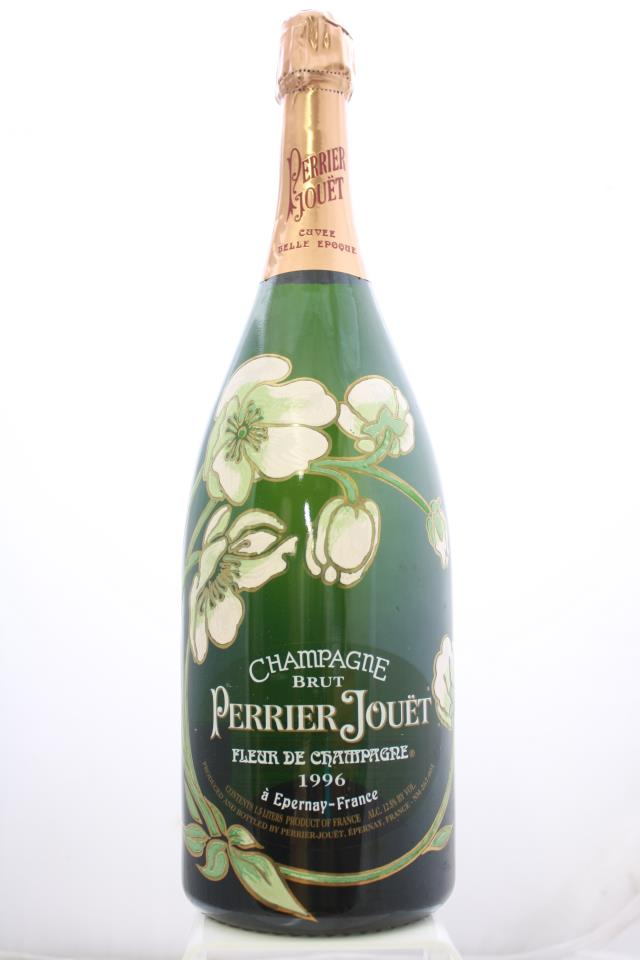 Perrier-Jouët Fleur de Champagne Cuvée Belle Epoque Brut 1996